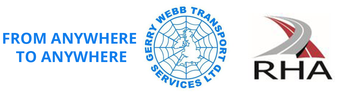 Transport services | Gerry Webb Transport Services Ltd
